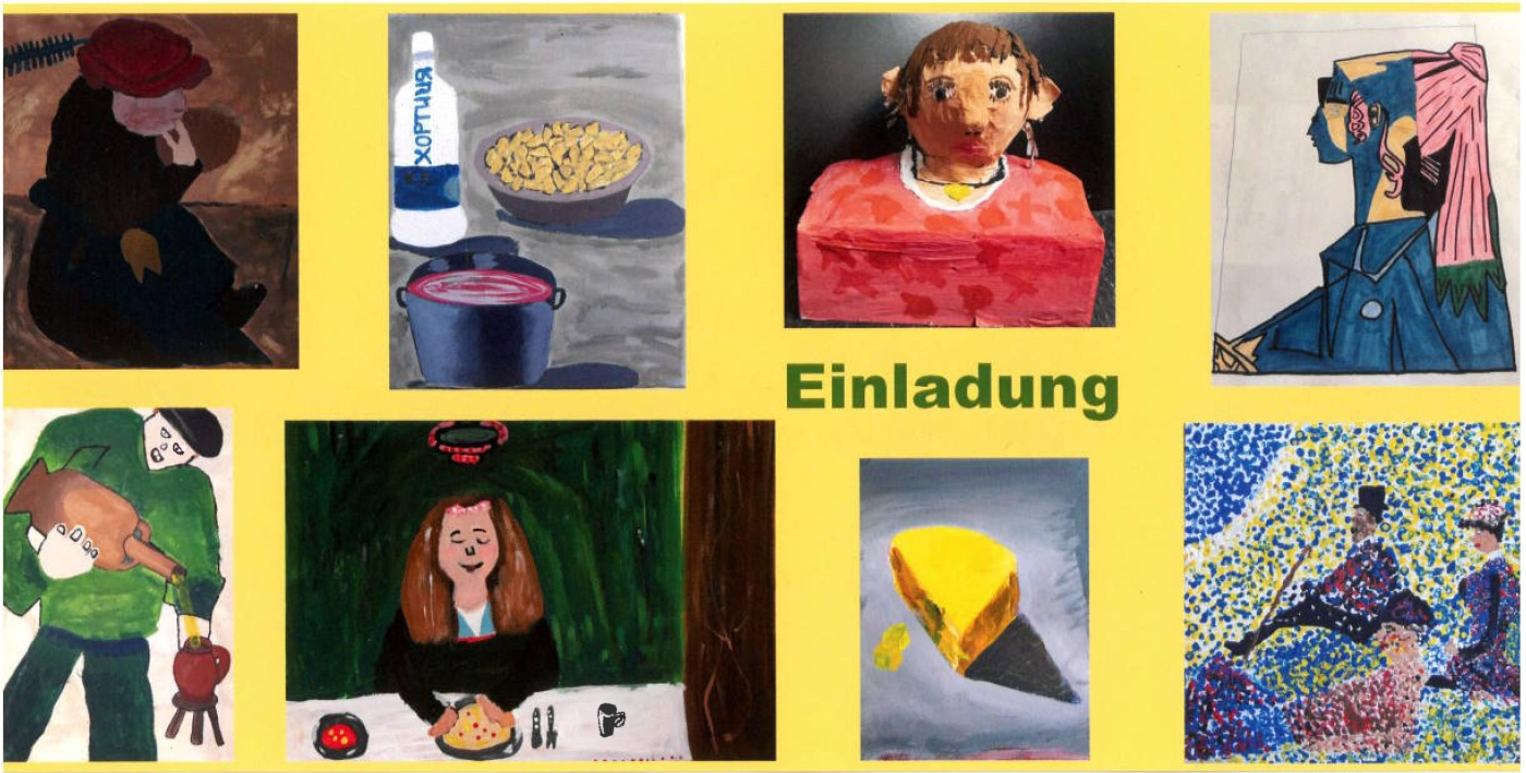 Vernissage am 22.11.2019
